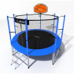 Батут i-jump basket 6ft blue