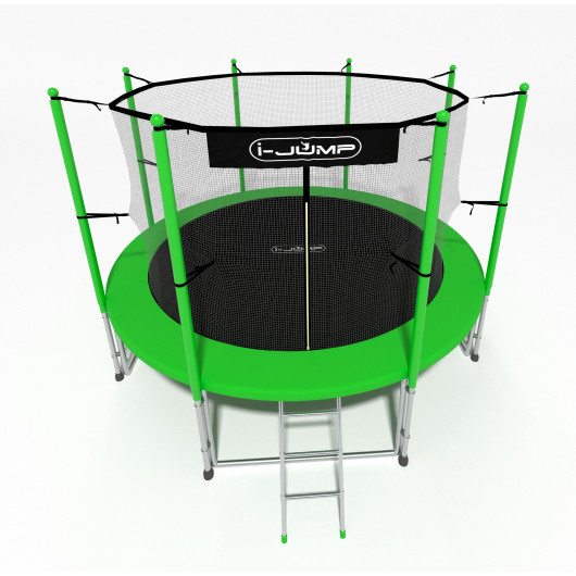 Батут i-jump 6ft green