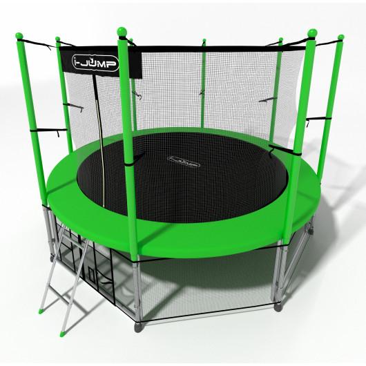 Батут i-jump 14ft green