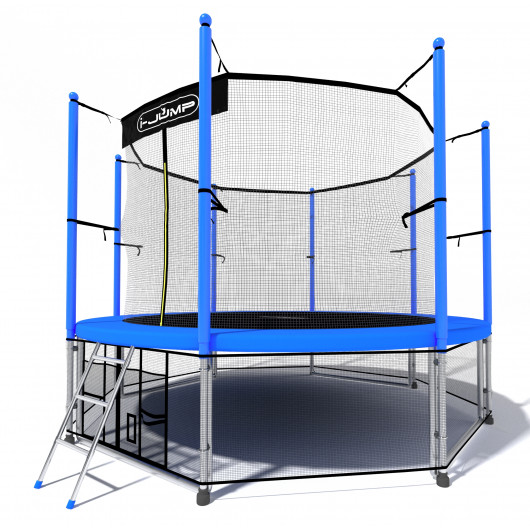 Батут i-jump 16ft blue