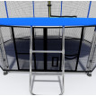 Батут i-jump elegant 14ft blue