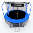 Батут i-jump elegant 8ft blue
